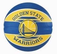 Piłka Spalding NBA Team Golden State Warriors