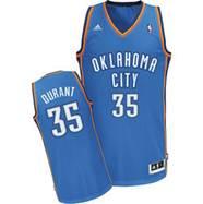 Koszulka NBA Adidas Kevin Durant Swingman Oklahoma City Thunder - A46194